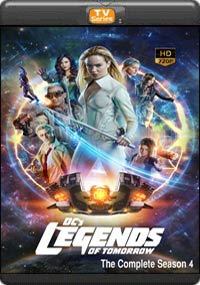 Dcs.Legends Of Tomorrow Complete Season 4