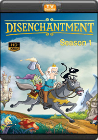 Disenchantment Season 1[ Episode 1,2,3,4 ]