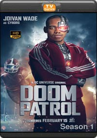 Doom Patrol Season 1 [ Episode 10,11,12 ]