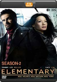Elementary The Complete Season 2
