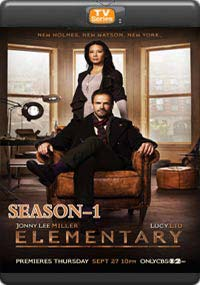 Elementary The Complete Season 1