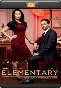 Elementary The Complete Season 3
