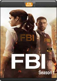 FBI Season 1 [ Episode 5,6,7,8 ]