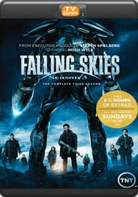 Falling Skies The Complete Season 3