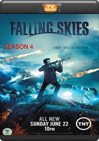 Falling Skies The Complete Season 4