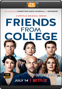 Friends from college The Complete Season 1