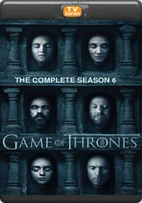 Game Of Thrones The Complete Season 6