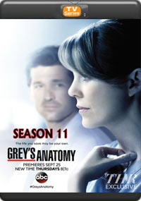 Grey's Anatomy Season 11 [Episode9,10,11,12]