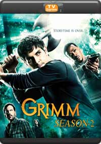 Grimm The Complete Season 2