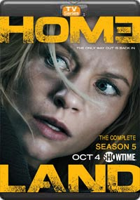 HomeLand The Complete Season 5