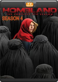 Homeland Season 4 [Episode 5,6,7,8,]