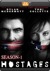 Hostages The Complete Season 1