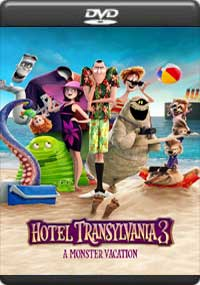 Hotel Transylvania 3: Monster Vacation [ C -1349 ]