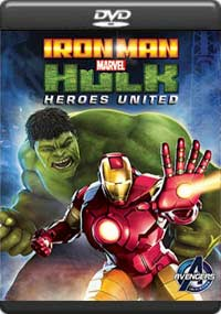 Iron Man & Hulk: Heroes United [C-1055]