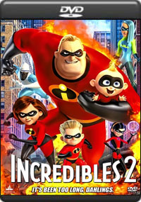 Incredibles 2 [ C - 1356 ]