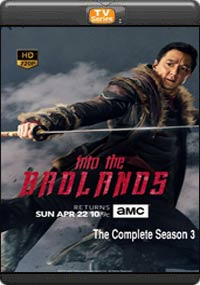 Into the Badlands Complete Season 3
