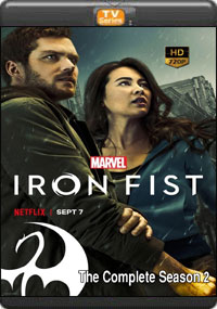 Iron Fist The Complete Season 2