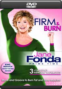 Jane Fonda Prime Time Firm and Burn [4819]