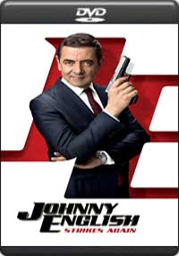 Johnny English Strikes Again [ 8019 ]