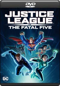 Justice League vs the Fatal Five [ C-1374 ]