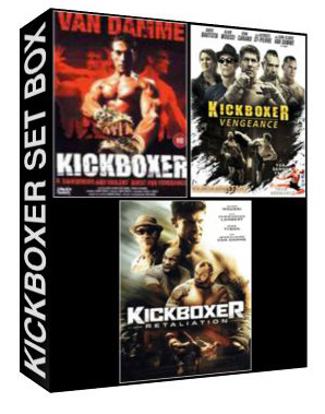 Kickboxer Set Box [ 6436,6948,7691 ]
