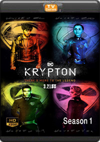 Krypton Season 1 [ Episode 1,2,3,4 ]
