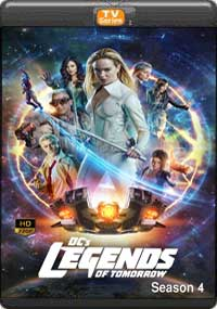 Dcs.Legends Of Tomorrow Season 4 [Episode 9,10,11,12]