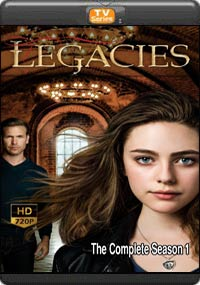 Legacies The Complete Season 1