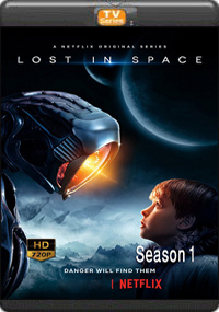 Lost in Space The Complete Season 1