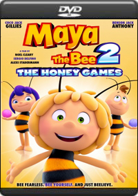 Maya the Bee: The Honey Games [ C-1338 ]