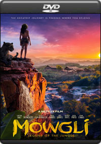 Mowgli: Legend of the Jungle [ 8008 ]