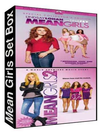 Mean Girls Set BOX [ 1159 , 4146 ]