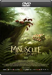 Minuscule: Valley of the Lost Ants [C--1084]