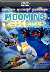 Moomins and the Winter Wonderland [ C-1332 ]