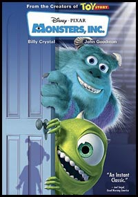 Monsters, Inc. [C-32]