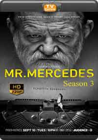 Mr. Mercedes Season 3 [ Episode 1,2,3 ]