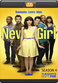 New Girl The Complete Season 4