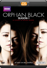 Orphan Black The complete Season 1