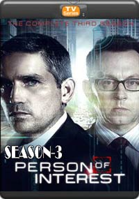 Person of Interest The Complete Season 3