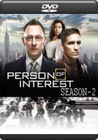 Person of Interest The Complete Season 2