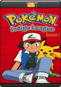 Pokemon Indigo league season 1