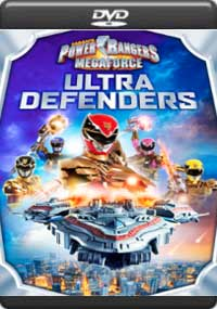 Power Rangers Megaforce Ultra Defenders [207]
