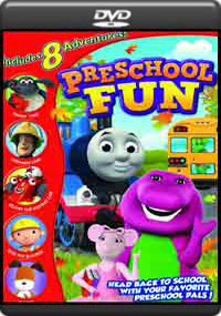Hit Favorites: Preschool Fun [C-818]