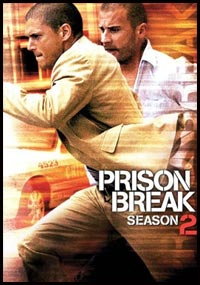 Prison Break - The Complete Second Season
