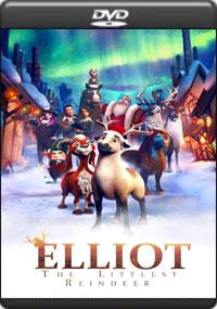 Elliot the Littlest Reindeer [ C - 1362 ]