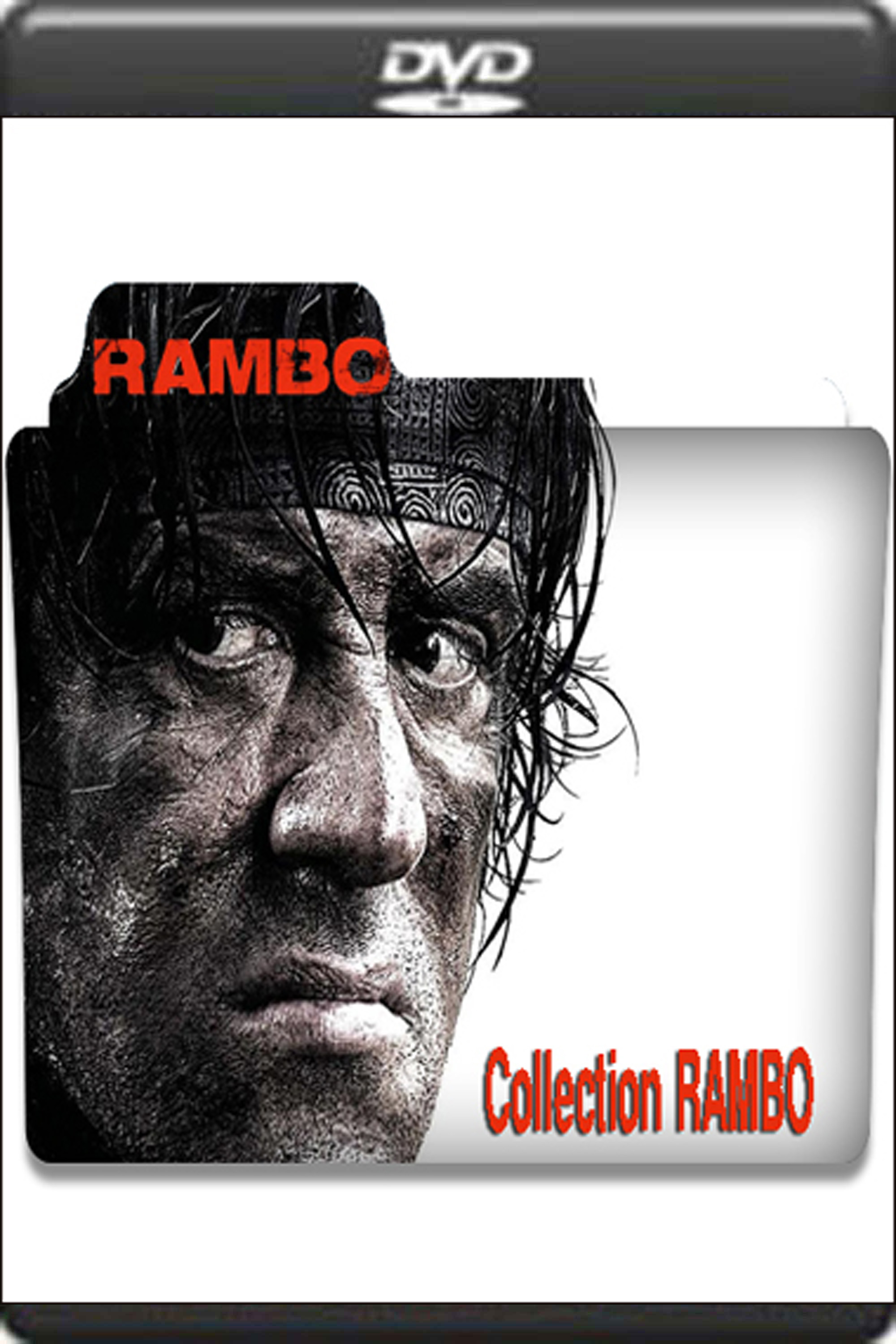 Rambo Complete box set [ 22 ,29 ,41 ,1512 ,8372 ]