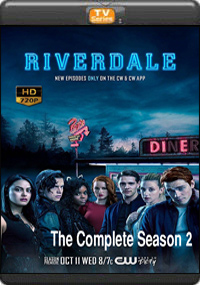 Riverdale The Complete Season 2