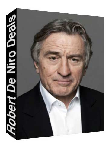 Robert De Niro deals