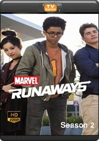 Runaways Season 2 [ Episode 5,6,7,8 ]