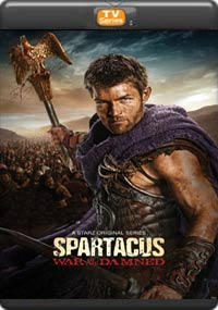 Spartacus War Of The Damned The Complete Season 3